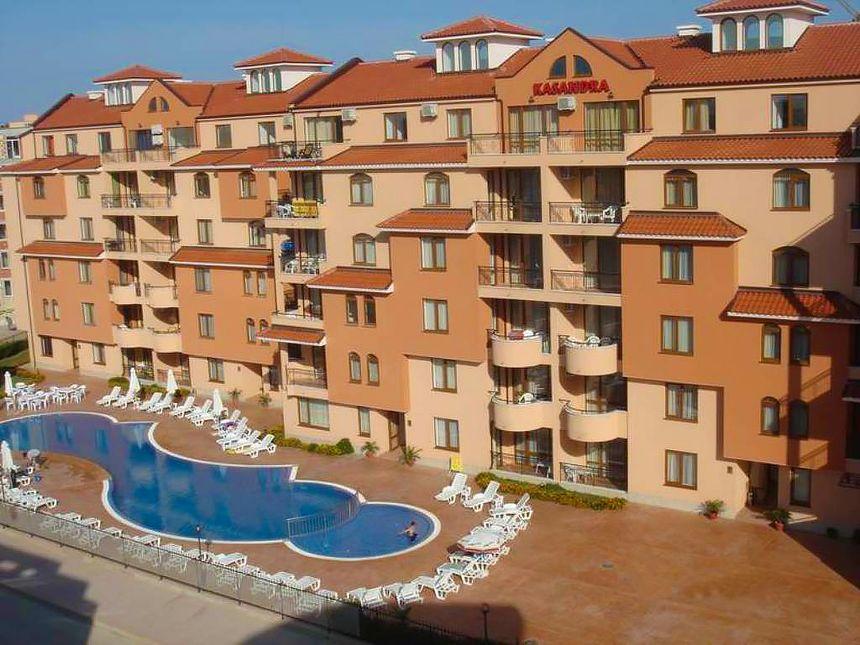 ID56 Трехкомнатная квартира в комплексе Kassandra