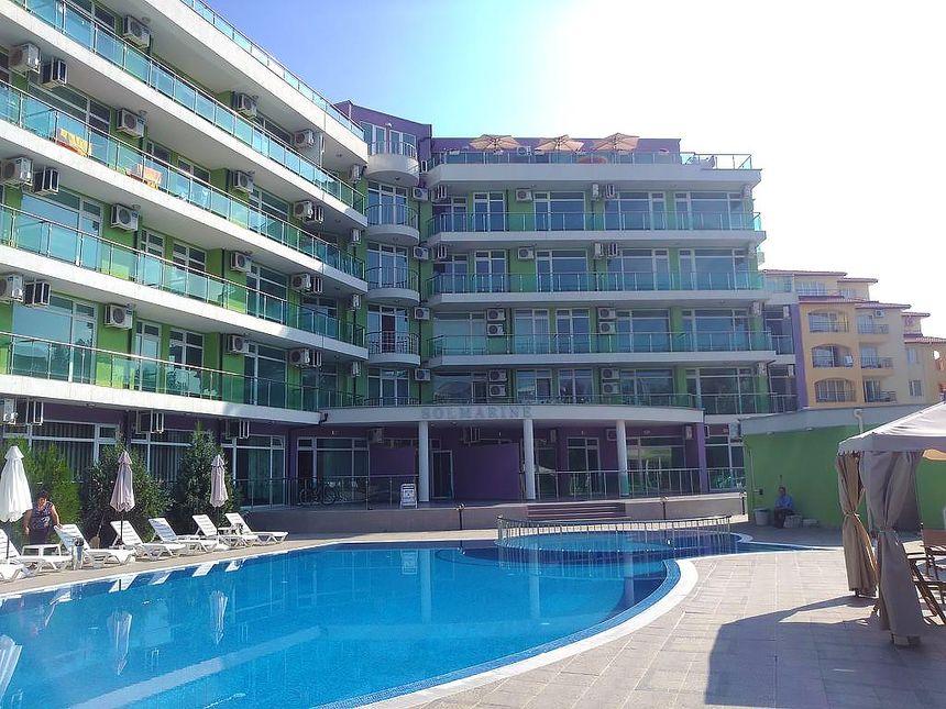 ID1766 Квартиры в комплексе Сольмарин