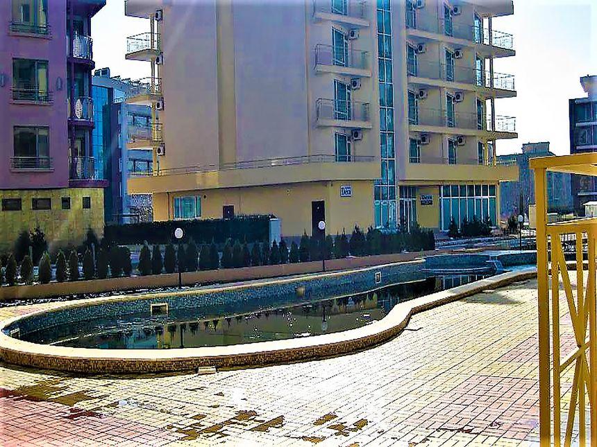 ID646 Трехкомнатная квартира в комплексе Даймонд Скай