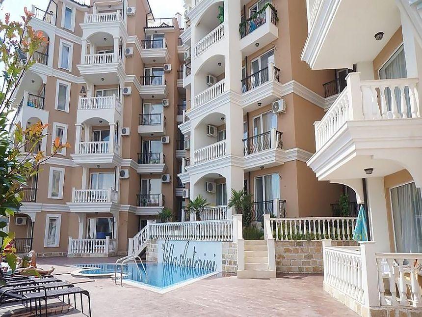 ID507 Двухкомнатная квартира в комплексе Вилла Анторини