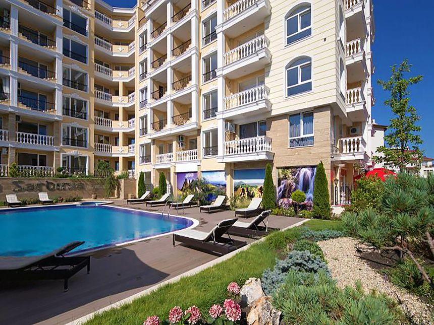 ID807 Апартаменты в комплексе Вилла Сардиния