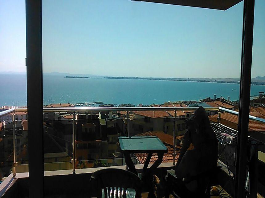 ID498 Апартамент с двумя спальнями и видом на море в Святом Власе