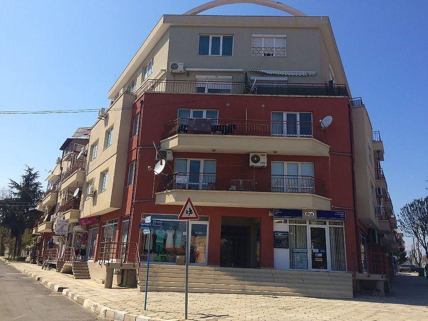 ID547 Апартамент с одной спальней в жилом доме