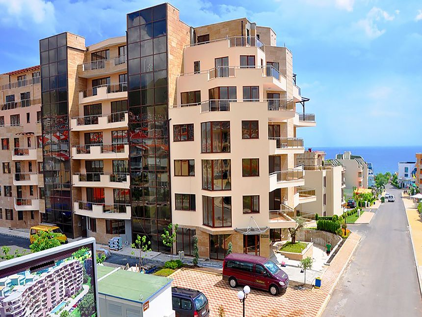 ID534 Трехкомнатная квартира комплексе Миллениум