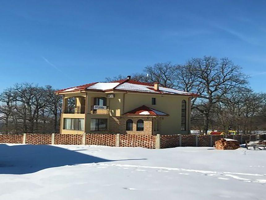 ID441 Дом со всеми удобствами в селе Паницово