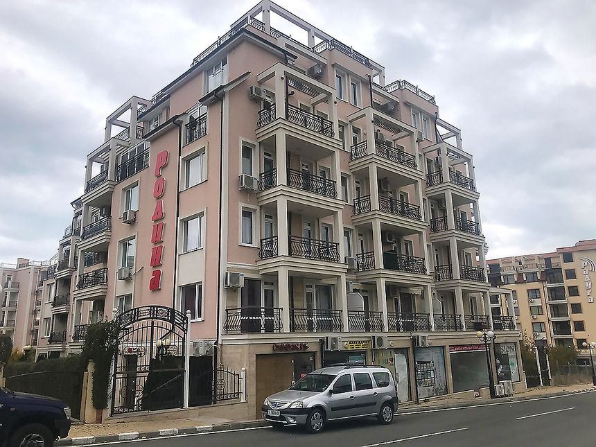 ID1843 Двухкомнатная квартира в комплексе Родина1