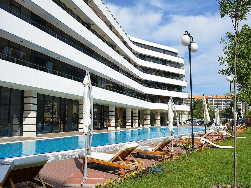 ID1902 Двухкомнатная квартира в комплексе Бумеранг