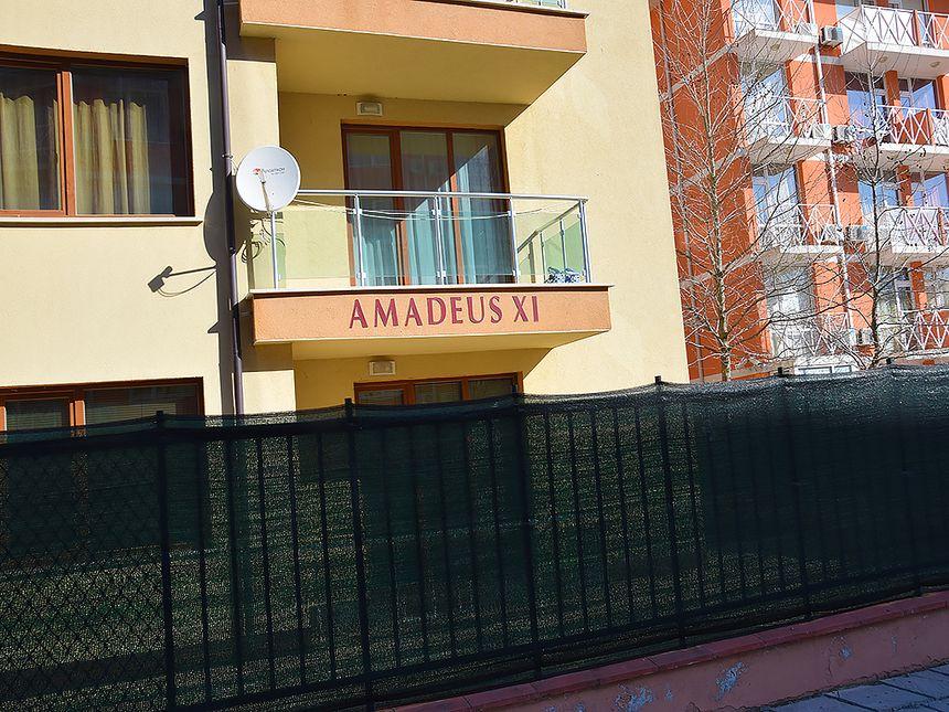 ID2031 Студия в комплексе Амадеус 11