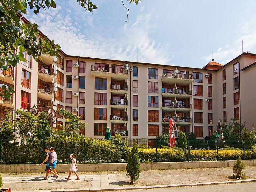 ID2054 Трехкомнатная квартира в комплексе Санни Вью Норд