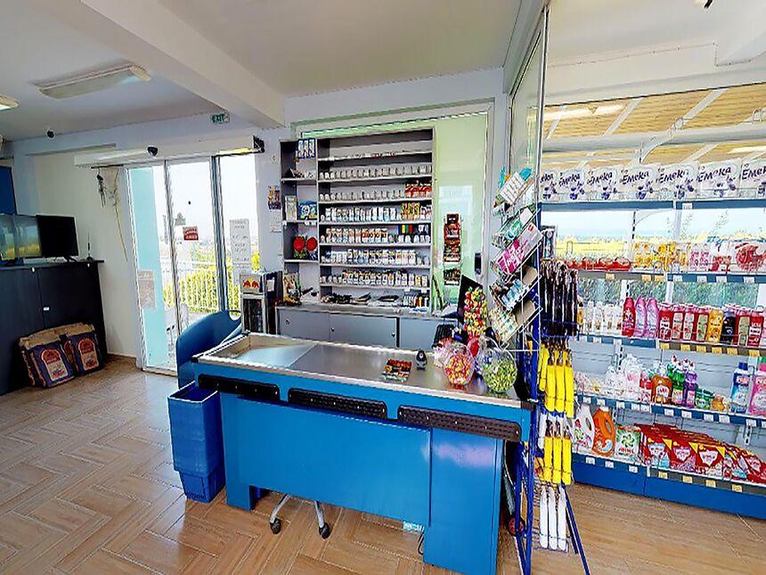 ID2398 Действующий магазин в Кошарице