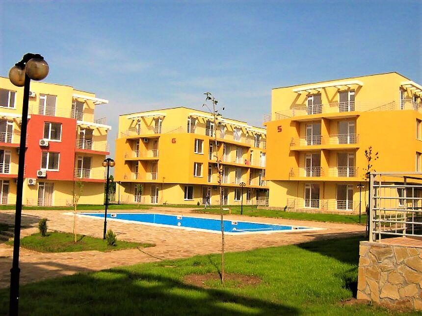 ID2390 Двухкомнатная квартира в комплексе Санни Дэй 5