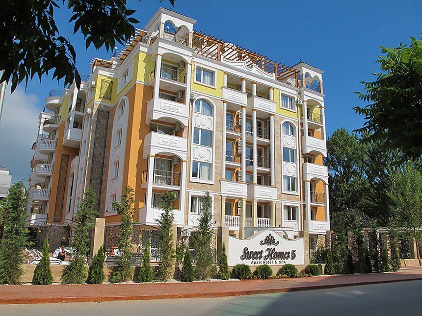 ID2614 Двухкомнатная квартира в комплексе Свит Хоум 5
