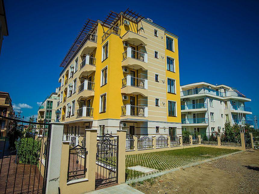 ID2913 Двухкомнатная квартира в комплексе Южная Звезда
