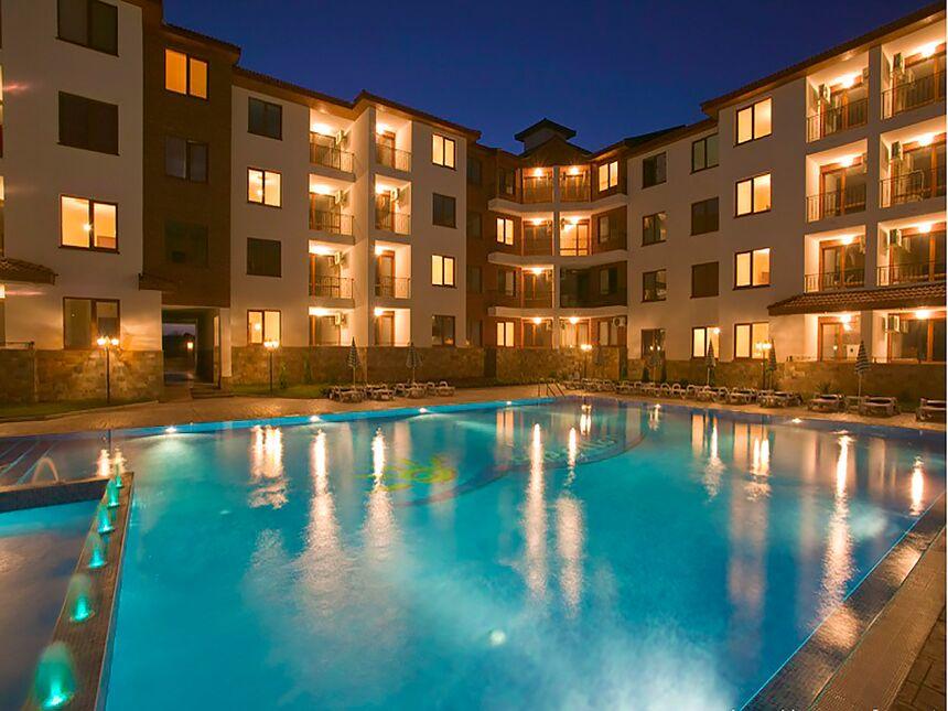 ID2952 Апартамент с двумя спальнями в комплексе Аполлон 5