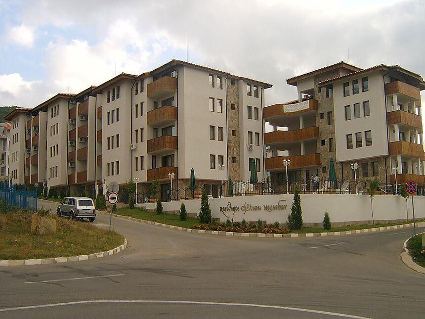 ID310 Трехкомнатная квартира в комплексе Шато Несебр