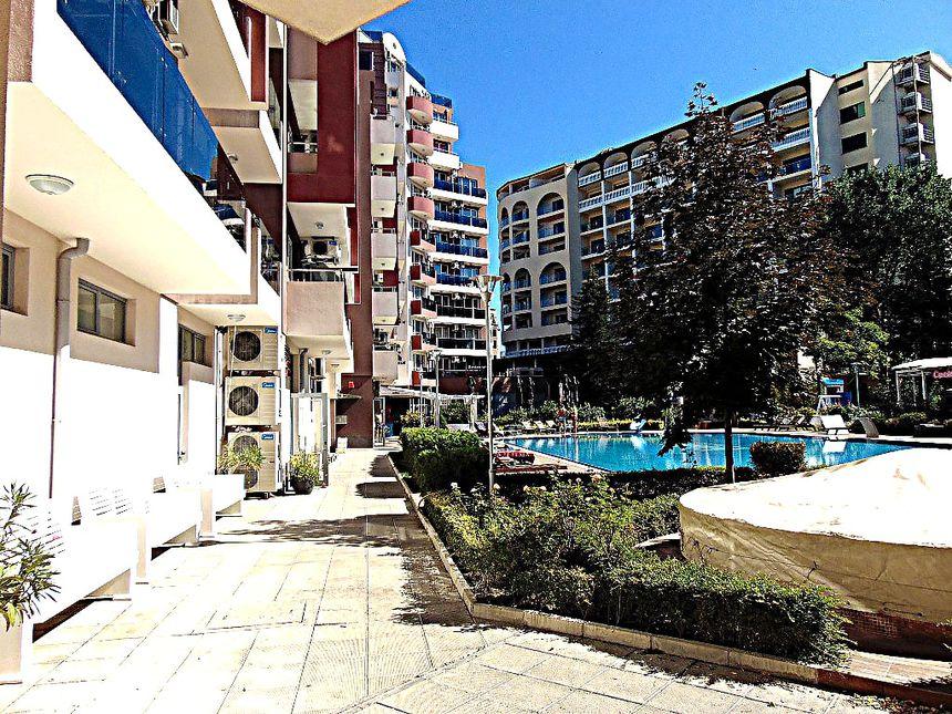 ID1890 Двухкомнатная квартира в комплексе Адмирал Плаза