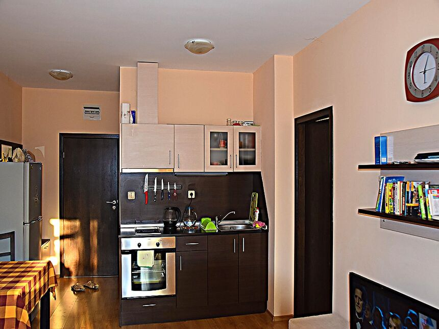 ID2653 Двухкомнатная квартира в комплексе Люксор