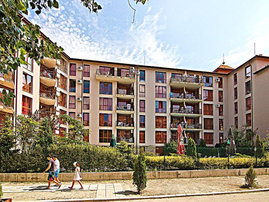 ID100 Апартаменты в комплексе Санни Вью Норд