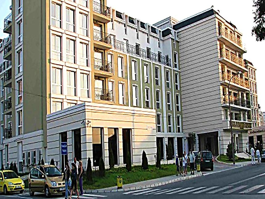ID147 Двухкомнатная квартира в комплексе Феста Поморие