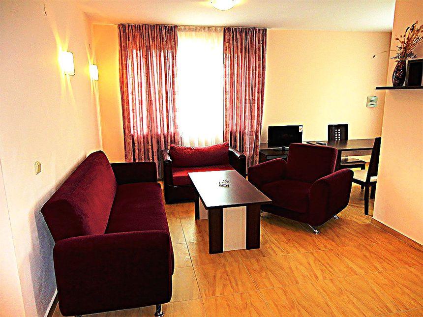 ID262 Двухкомнатная квартира в комплексе Голден Бич