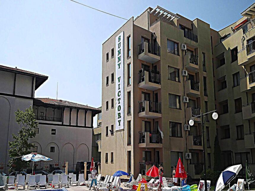 ID222 Трехкомнатная квартира в комплексе Санни Виктори