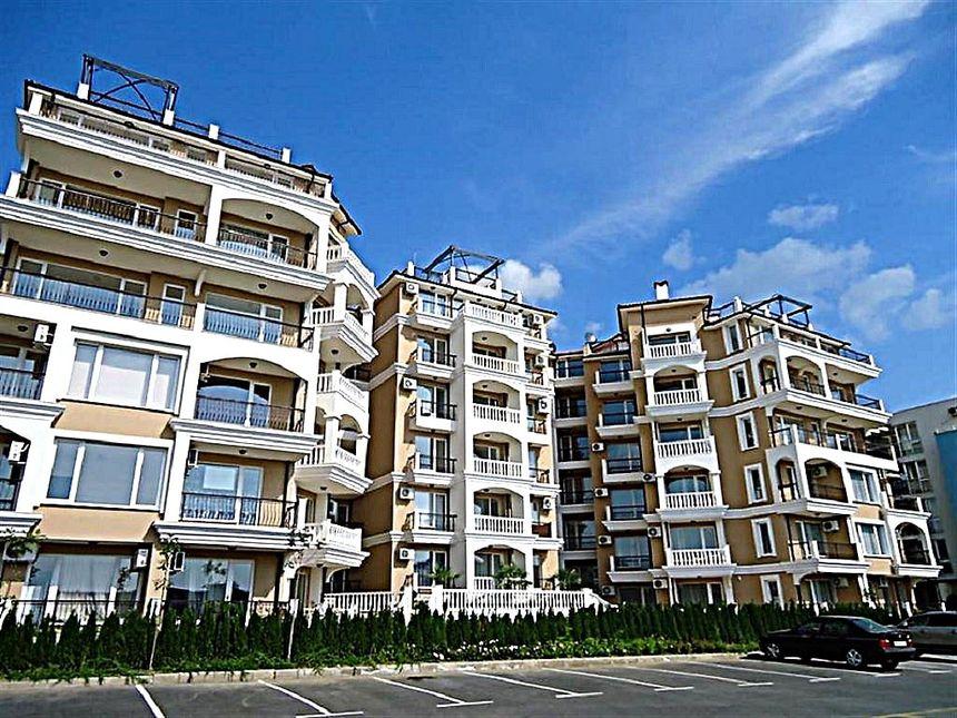 ID256 Двухкомнатная квартира в комплексе Вилла Анторини