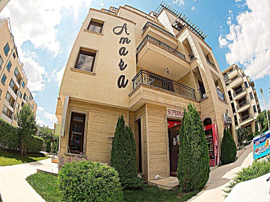 ID321 Апартаменты с одной спальней в комплексе Амара