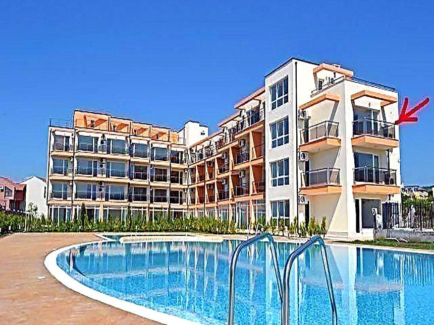 ID330 Квартира - студия в комплексе Анна Марина