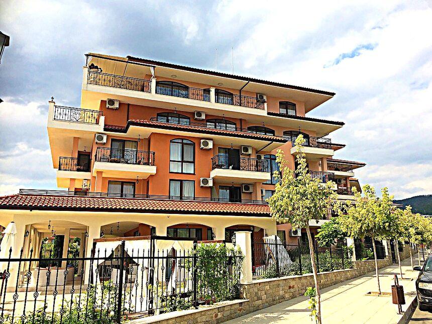 ID371 Двухкомнатная квартира в комплексе Костал Дримс