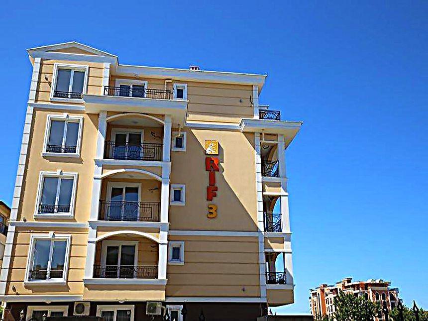 ID419 Квартиры в комплексе Риф 3