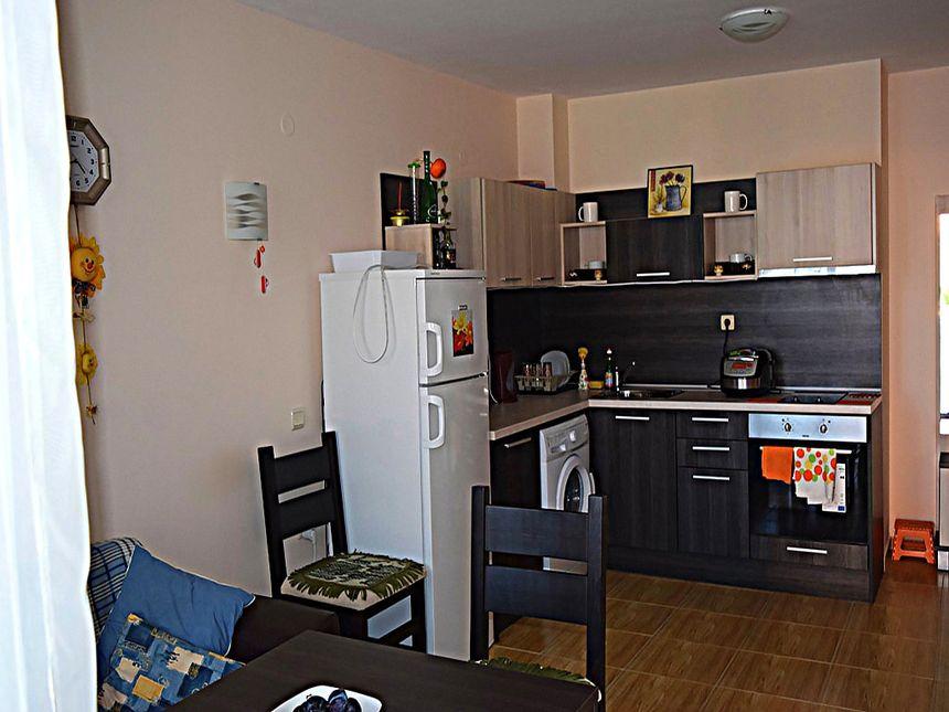 ID437 Двухкомнатная квартира в комплексе Скай Дримс