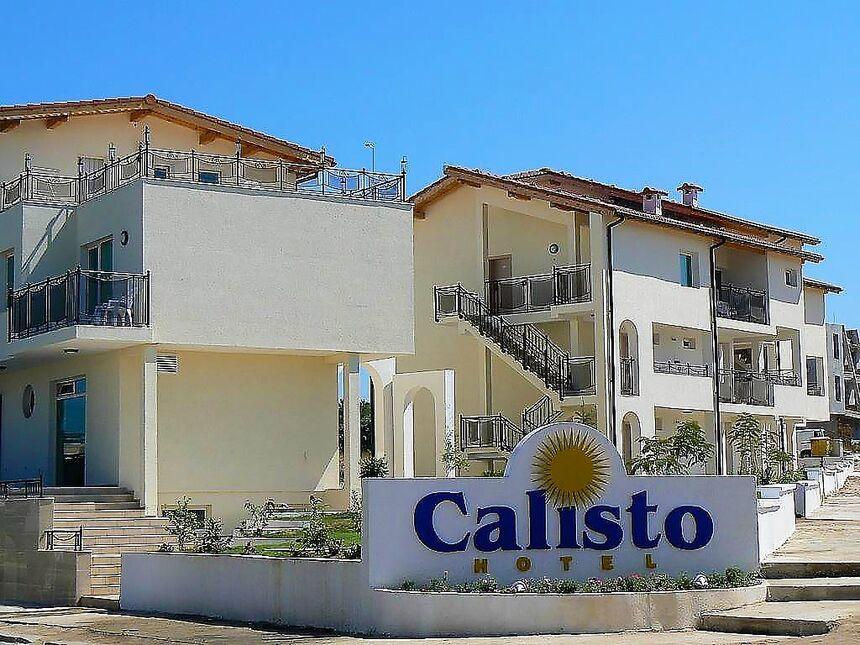 ID629 Действующий отель CALISTO