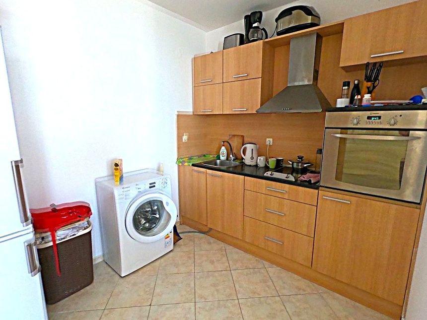 ID550 Трехкомнатная квартира в комплексе Сансет Кошарица
