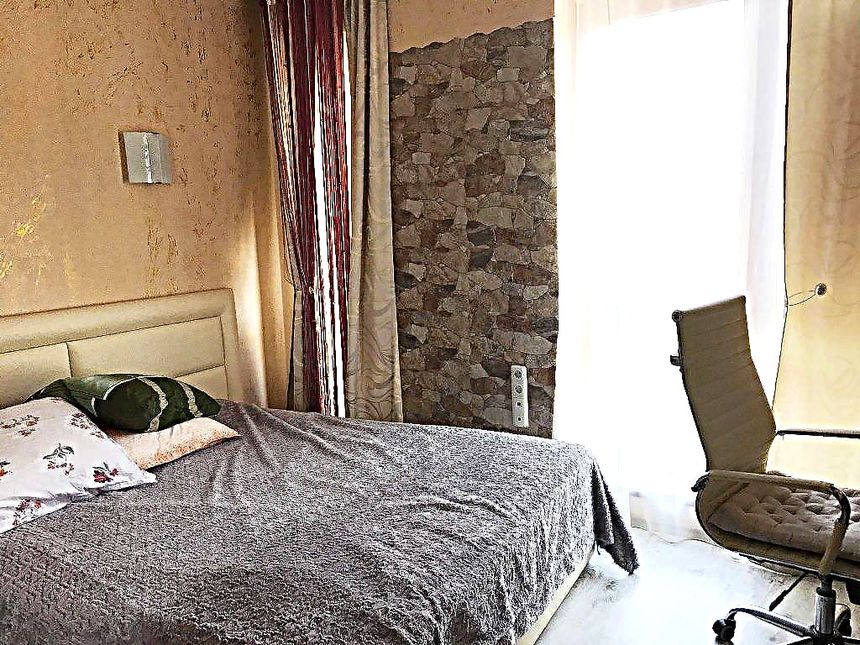ID539 Трехкомнатная квартира в комплексе Гранд отель Святой Влас