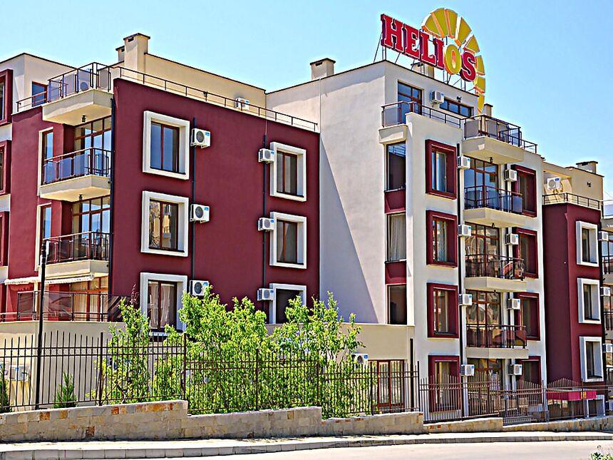 ID653 Квартиры в комплексе Хелиос