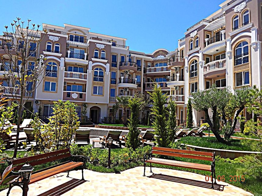 ID548 Апартамент с одной спальней в комплексе Мелия 9