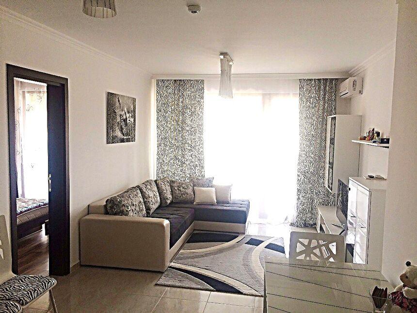 ID538 Апартамент с двумя спальнями в комплексе Олимп