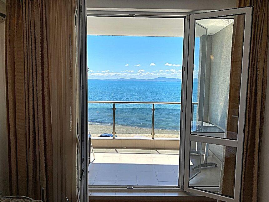 ID3490 Квартира - студия с видом на море в комплексе Вилмар Бич