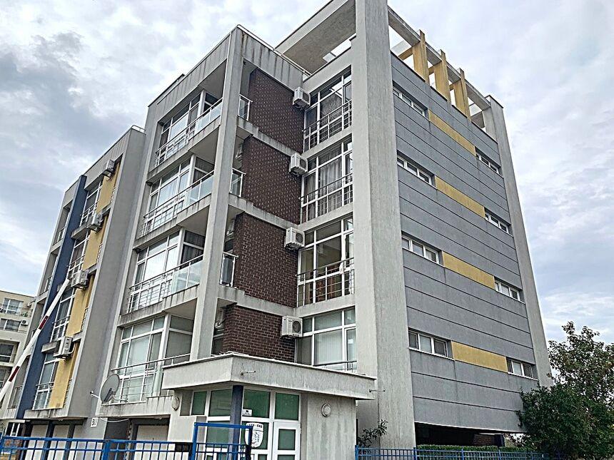 ID3575 Трехкомнатная квартира в комплексе Сан Сити 2