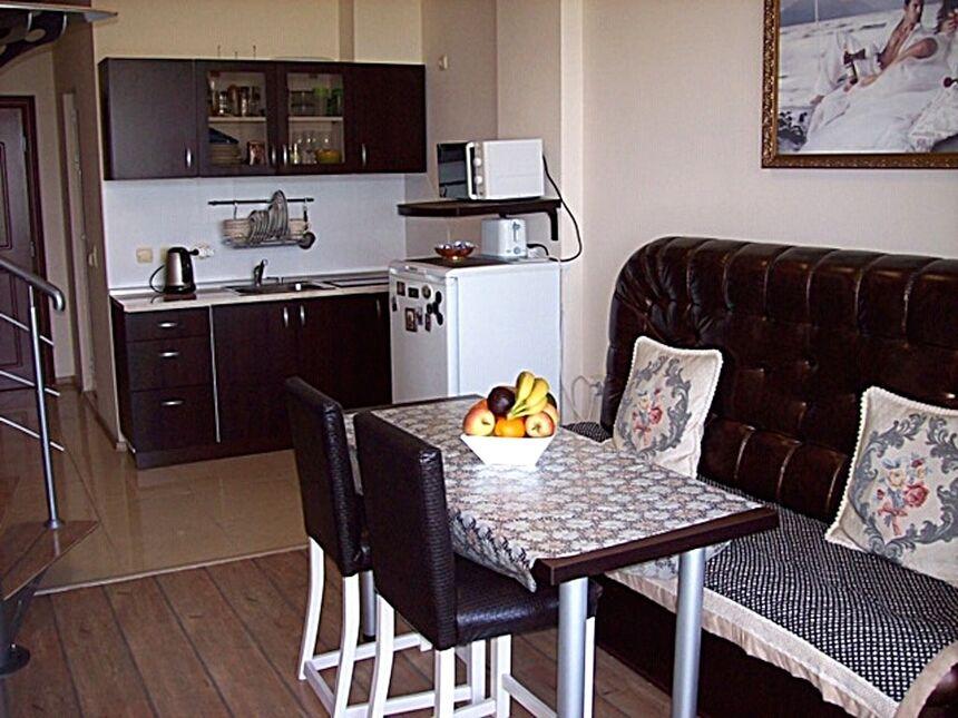 ID148 Двухкомнатная квартира в комплексе Глобал Вилл