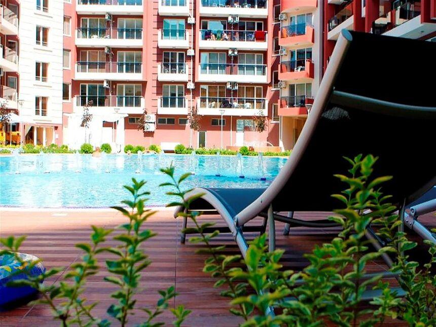 ID724 Квартиры в комплексе Адмирал Плаза
