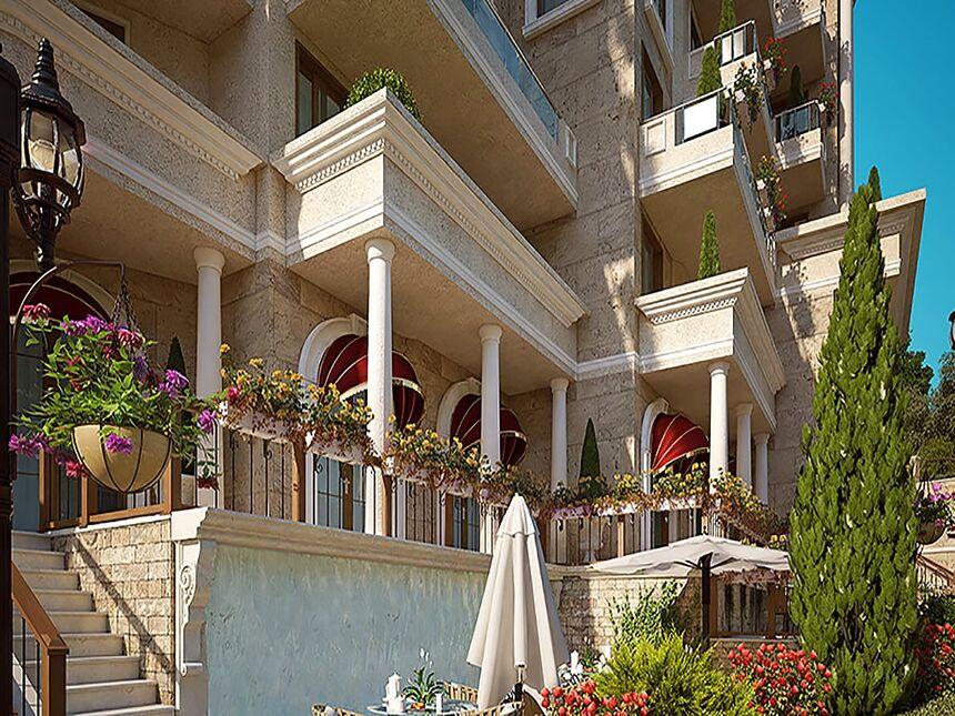 ID772 Апартаменты в комплексе Миллениум 2